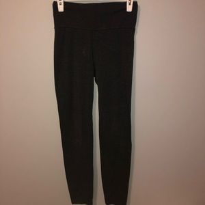 Gray Charlotte Russe Leggings